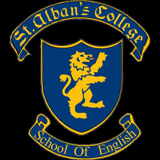 Logo Saint Albans College miniatura