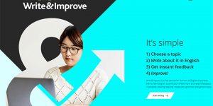 cambridge english write and improve herramienta gratis