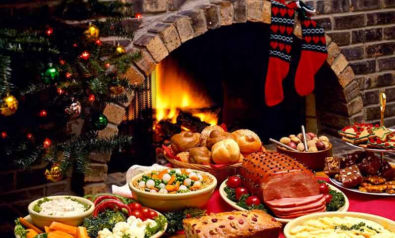 tipica cena de navidad inglesa
